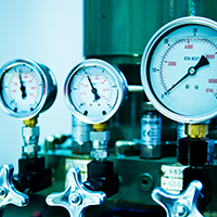 Hydraulics / Fluid Power Flow Meters