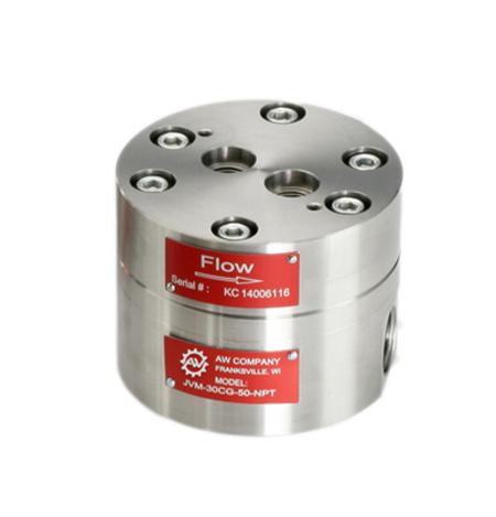 JVCG Positive Displacement Meter