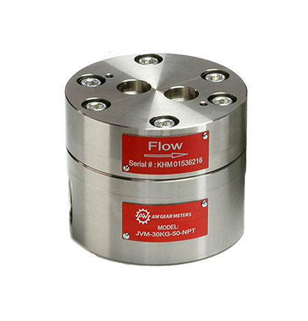 JV-KG Spur Gear Flow MeJV-KG Positive Displacement Meter