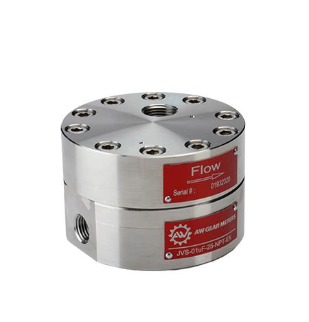 MicroFlow Positive Displacement Meter