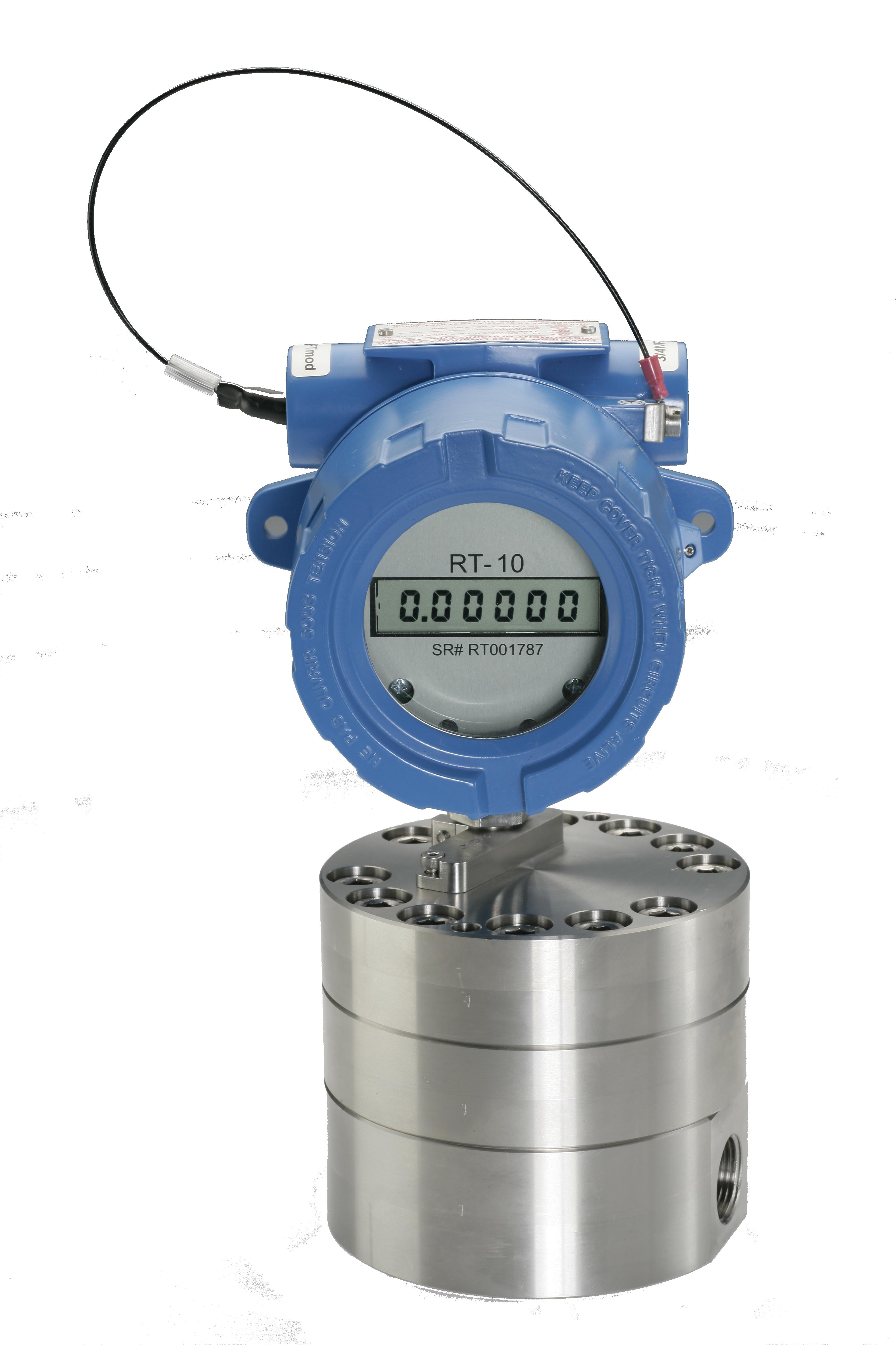 RT-10 Battery-Powered Flow Transmitter