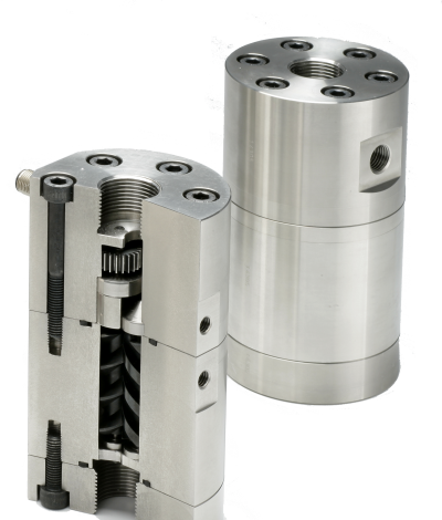 SRZ Helical Gear Flow Meter