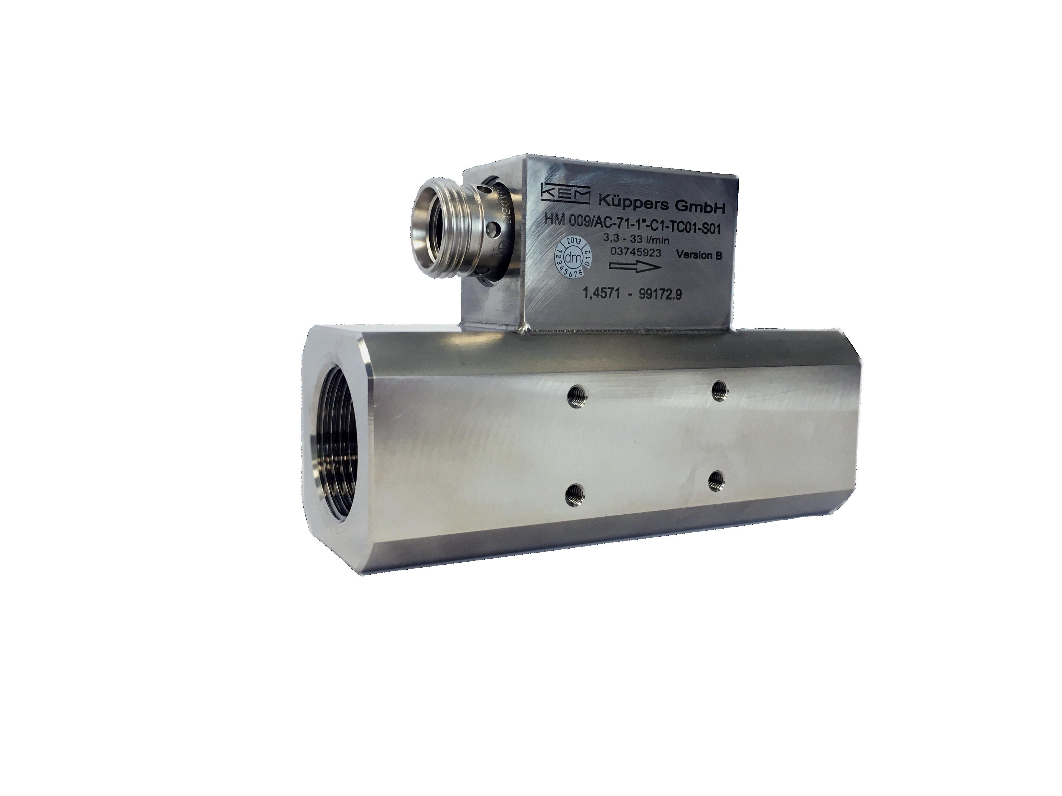 Turbine Subsea Flow Meter