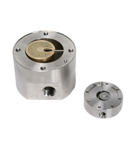 VFF Rotary Piston PD Flow Meter