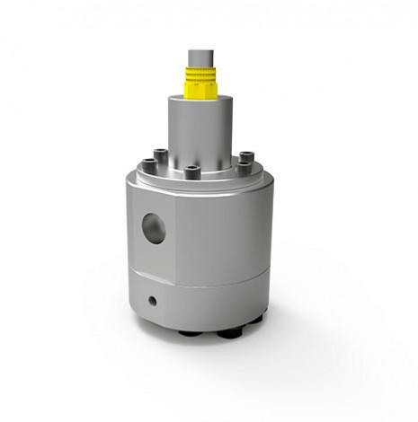 Subsea PD Flow Meter