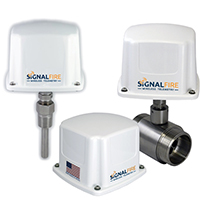 Wireless Flow Sensor