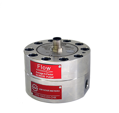 Positive Displacement Flow Meter - Nject