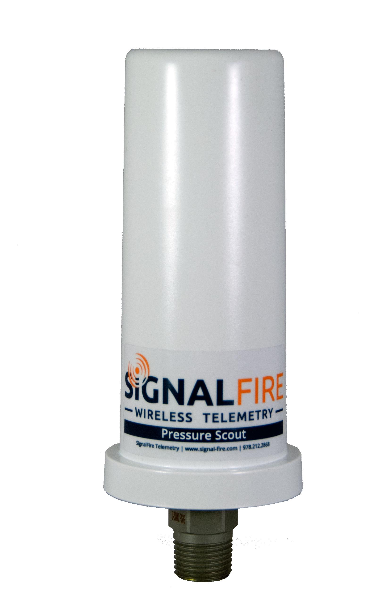 Wireless Pressure Sensor